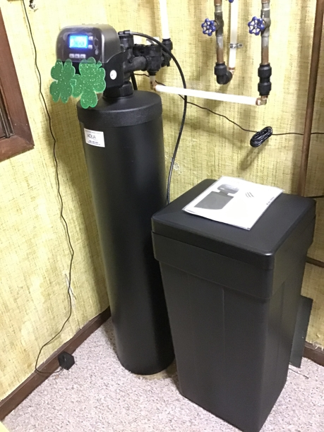water softener 	 hard water 	 soft water 	 water quality hunstville