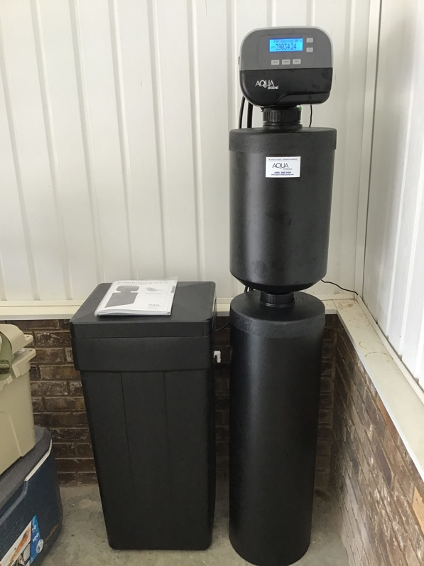 water softener 	 hard water 	 soft water 	 water conditioner 	 whole home water filter 	 water filtration