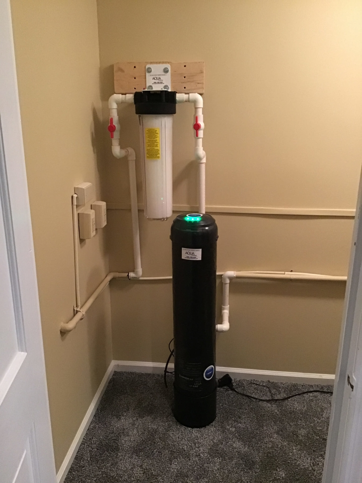 water filter 	 whole home water filter 	 hard water 	 soft water 	 huntsville, al water filter