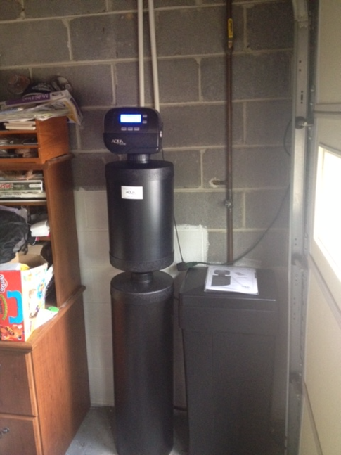 SmartChoice City Water Softener Installation in Chelsea