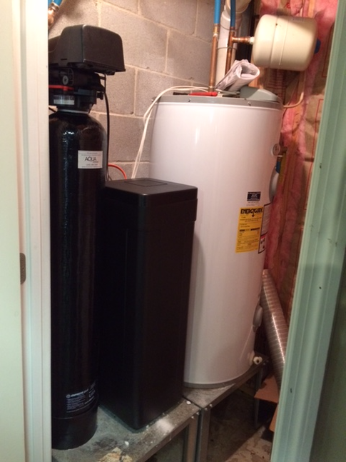 New Water Softener