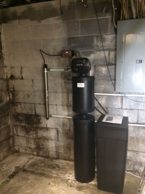 Iron Filtration & Drinking Water System Installation in Bessemer
