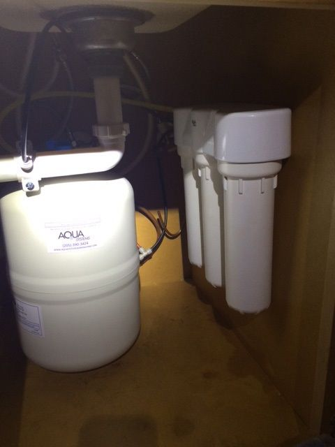 reverse osmosis drinking water system odenville alabama