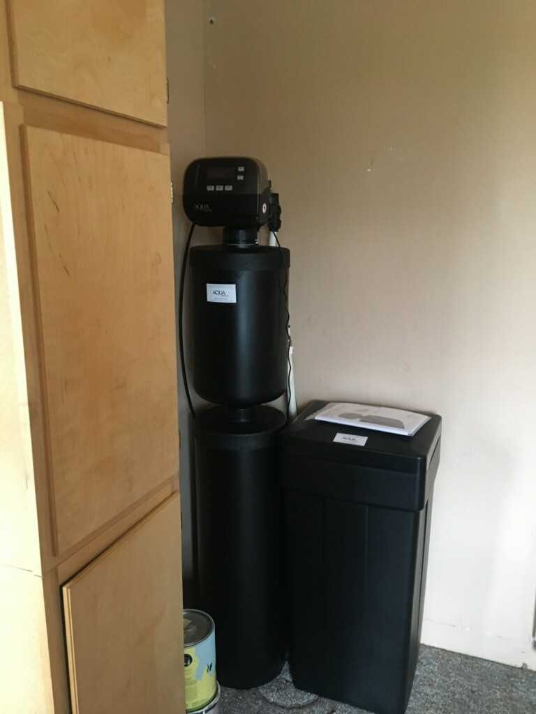 Water Softener Upgrade in Hayden