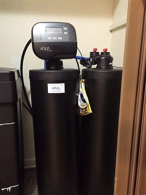 Soft Water & Filtration Installation in Lincoln