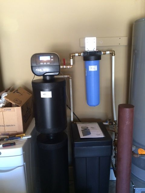 water softener hoover alabama hard water