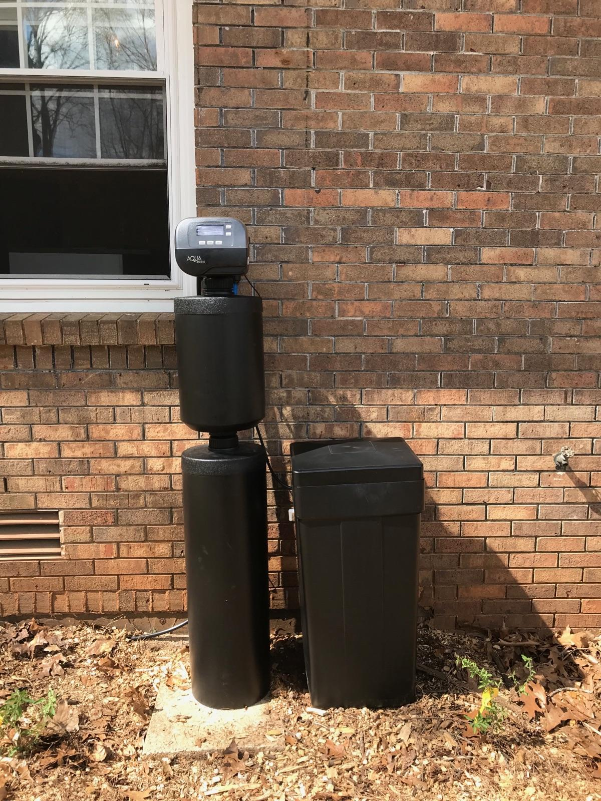 WATER CONDITIONER PELHAM 
