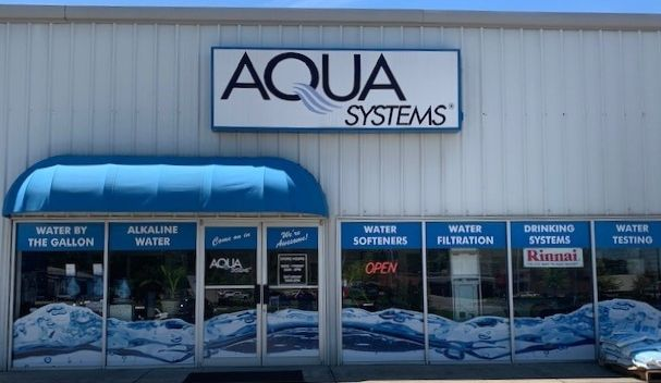 Aqua Systems of Alabama storefront