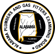 Alabama Plumbers And Gas Fitters Examining Board