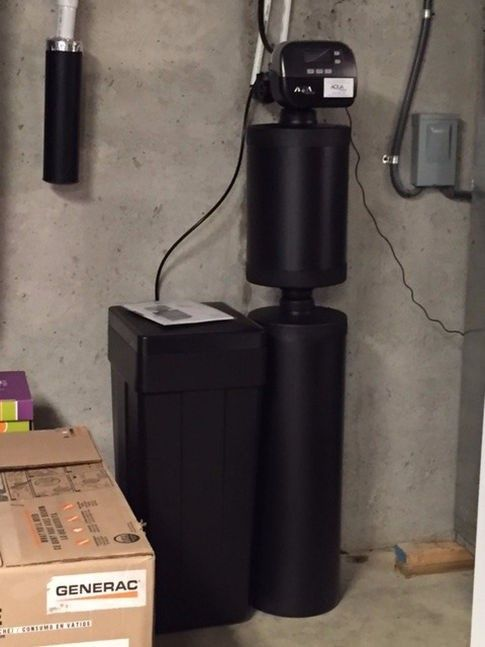 hoover water filter system