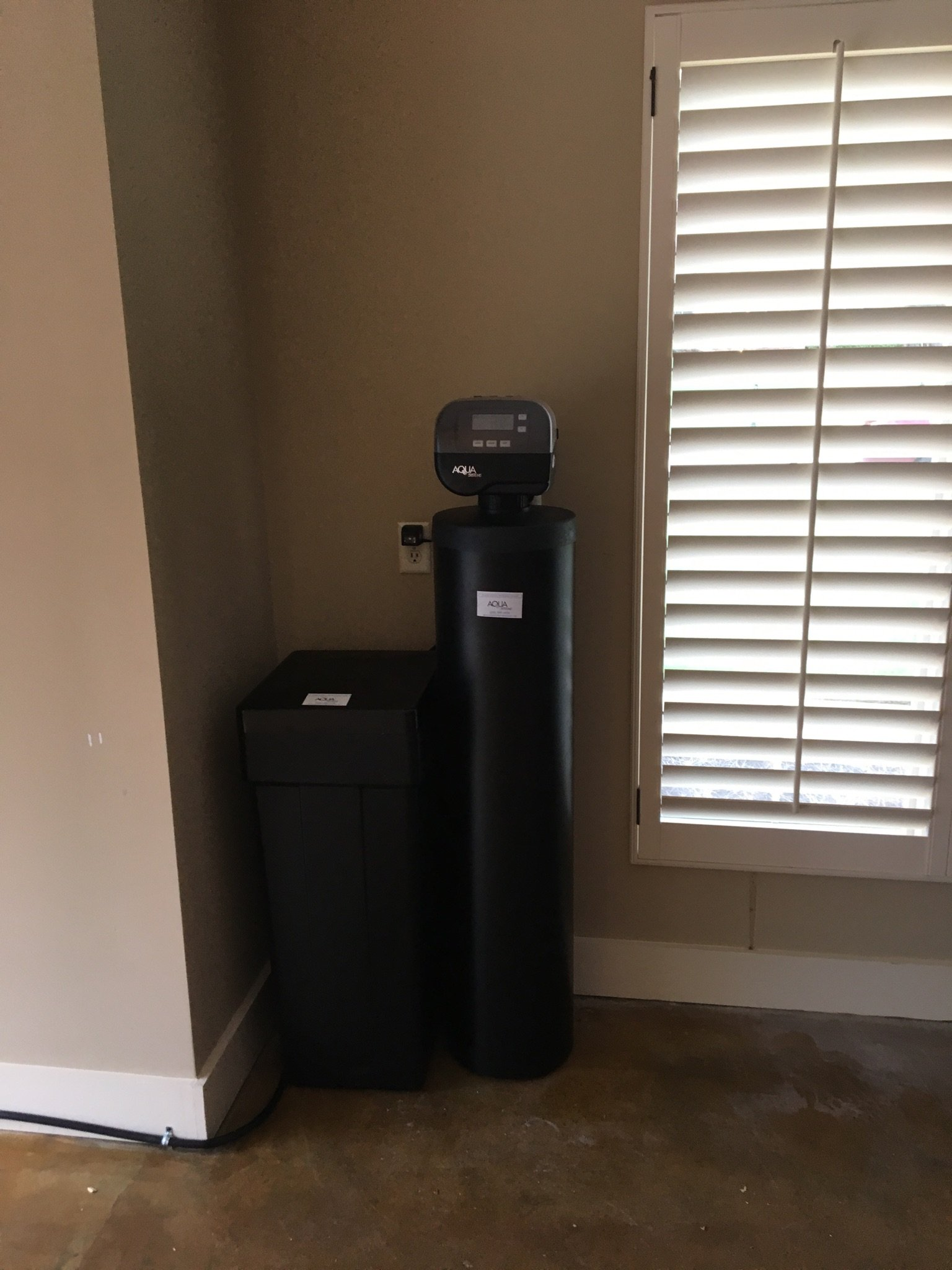 wetumpka water softener hard water