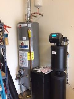 water softener water heater irondale alabama