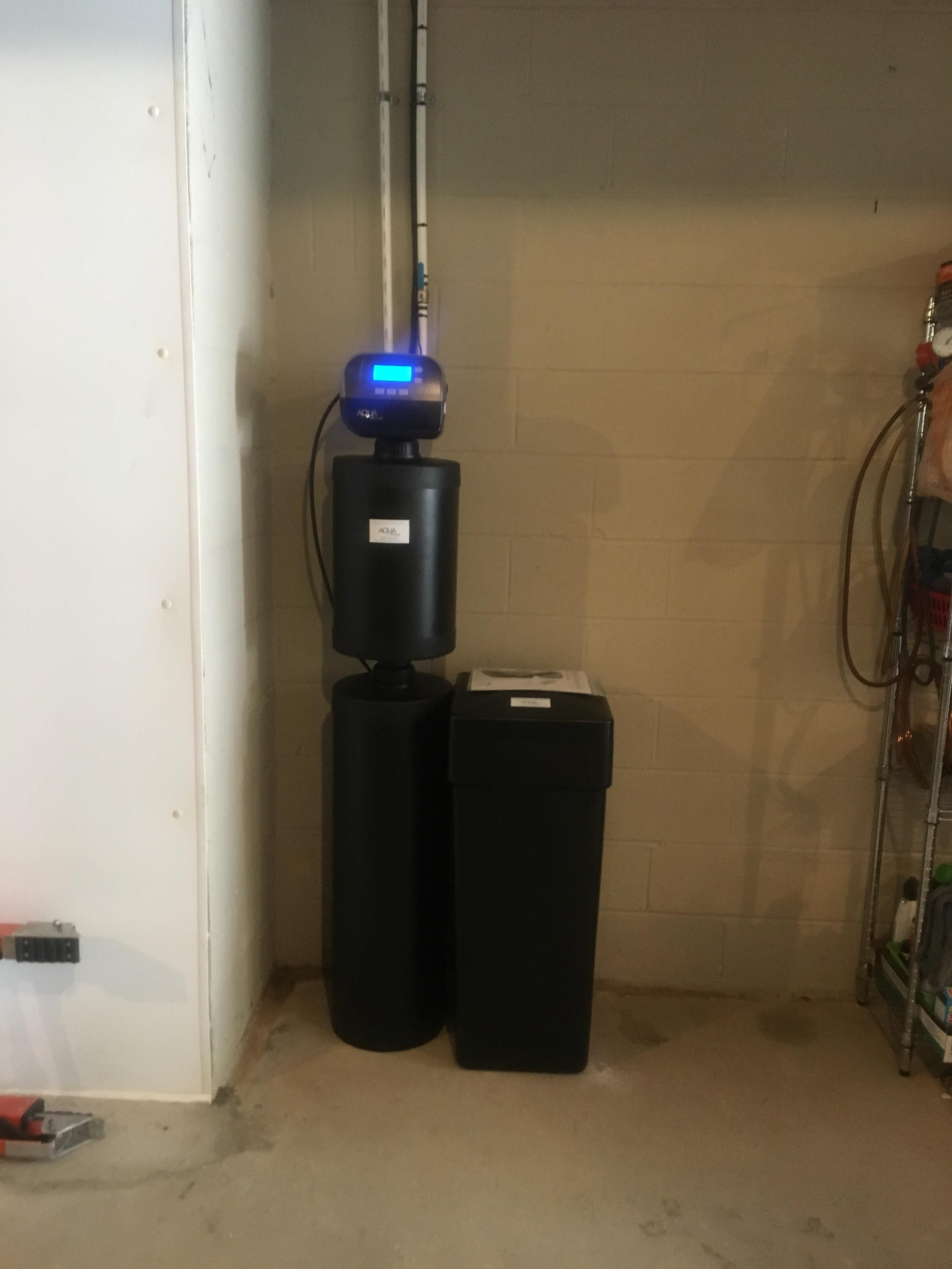 trussville water softener