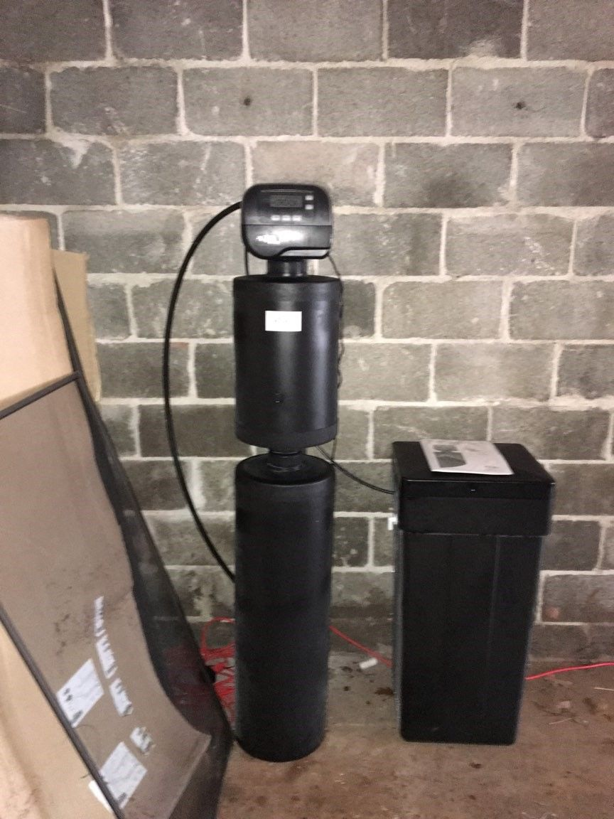 hard water lime water softener homewood