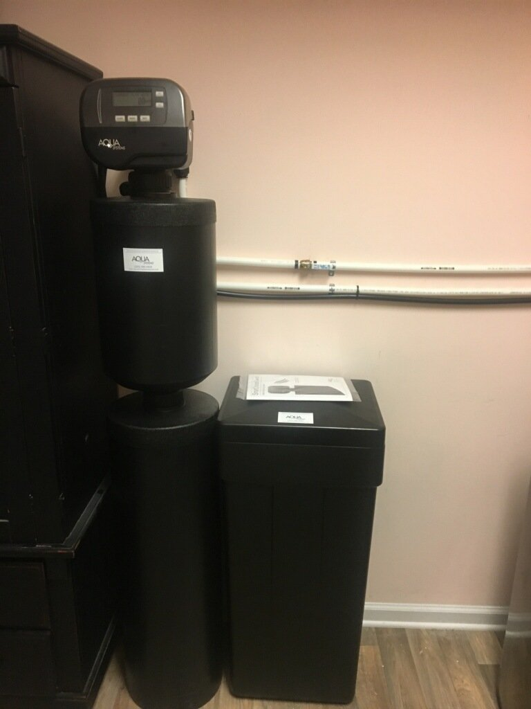 madison alabama water softener