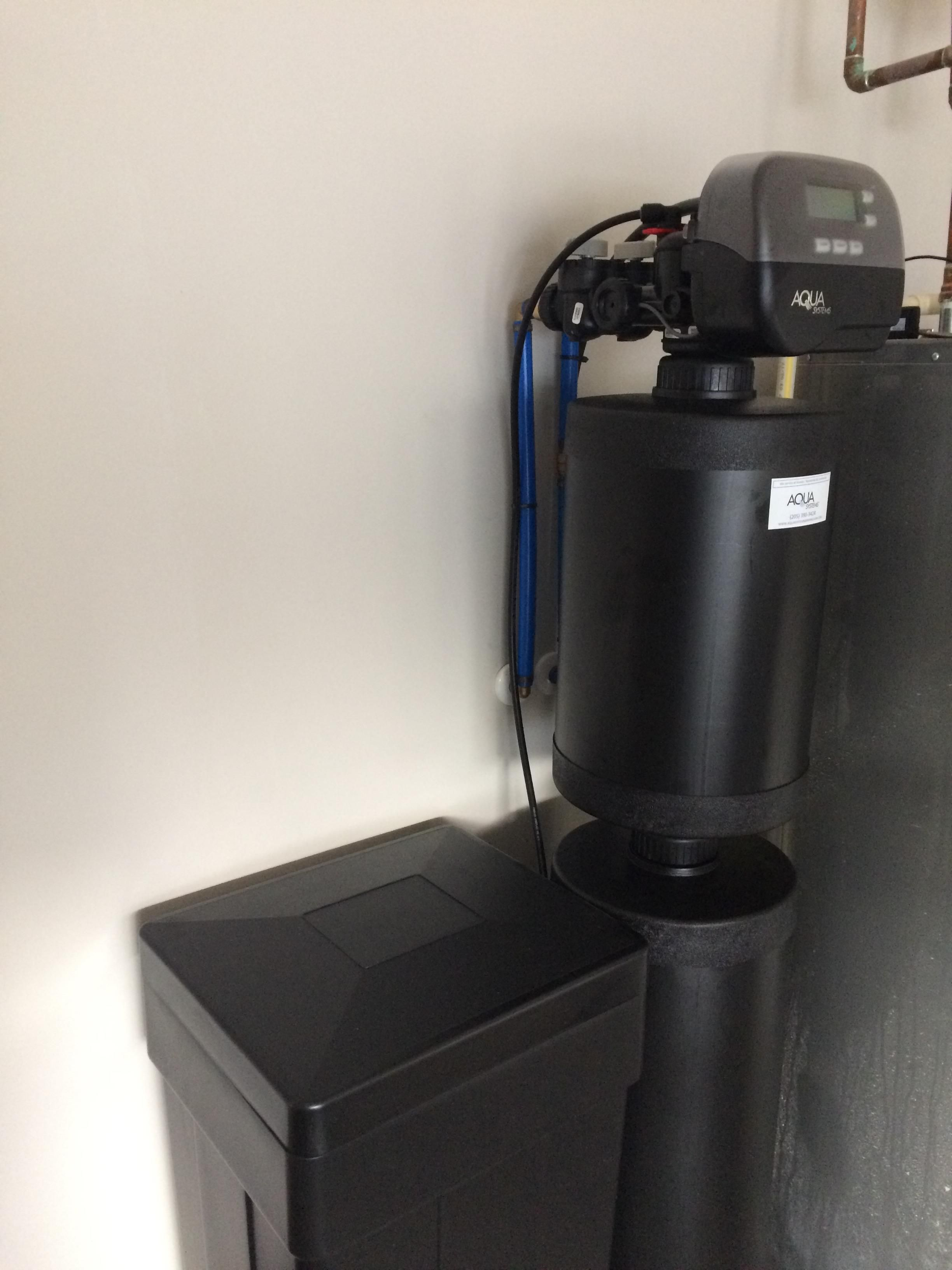 bessemer alabama water softener
