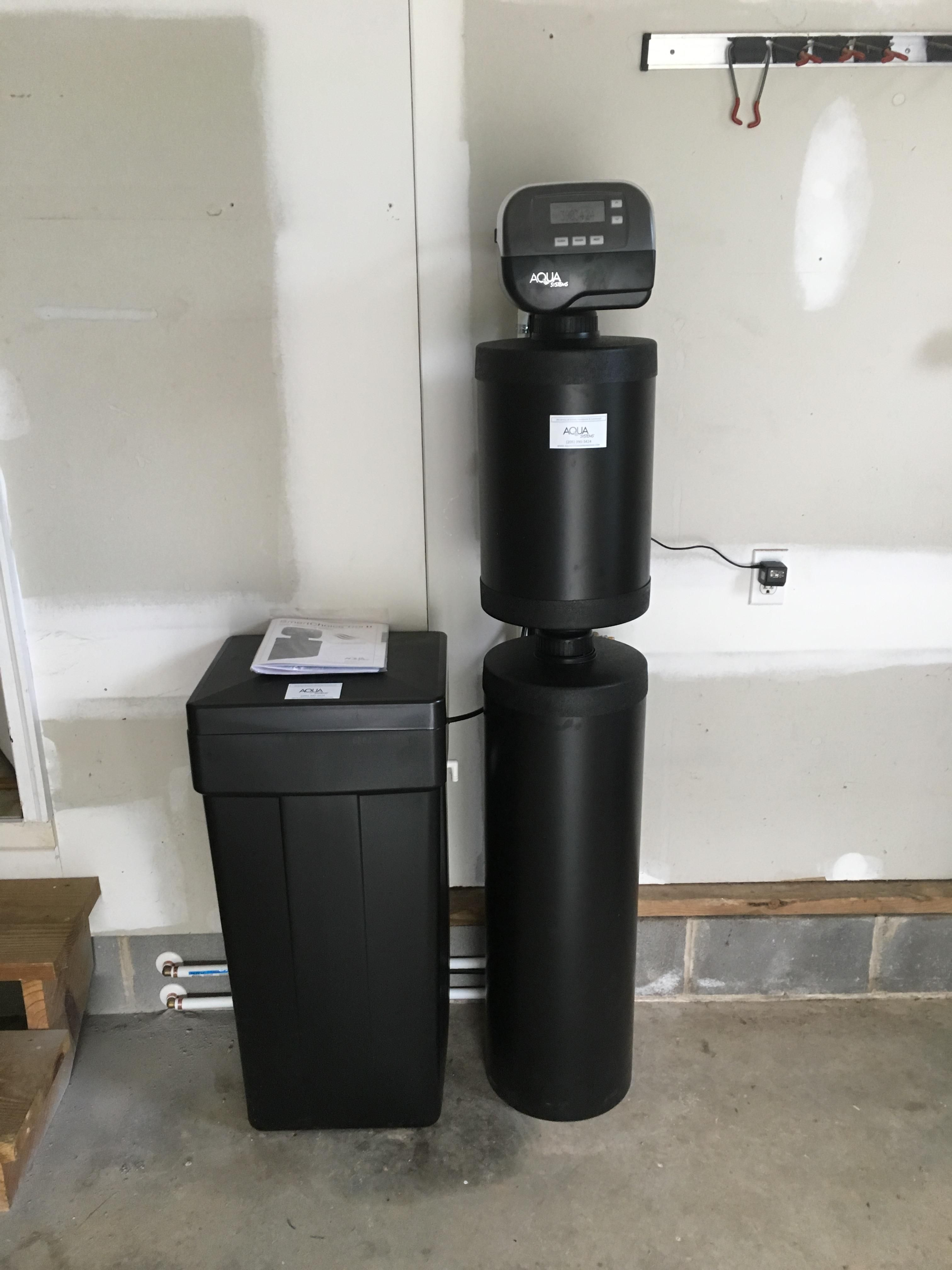 oneonta water softener