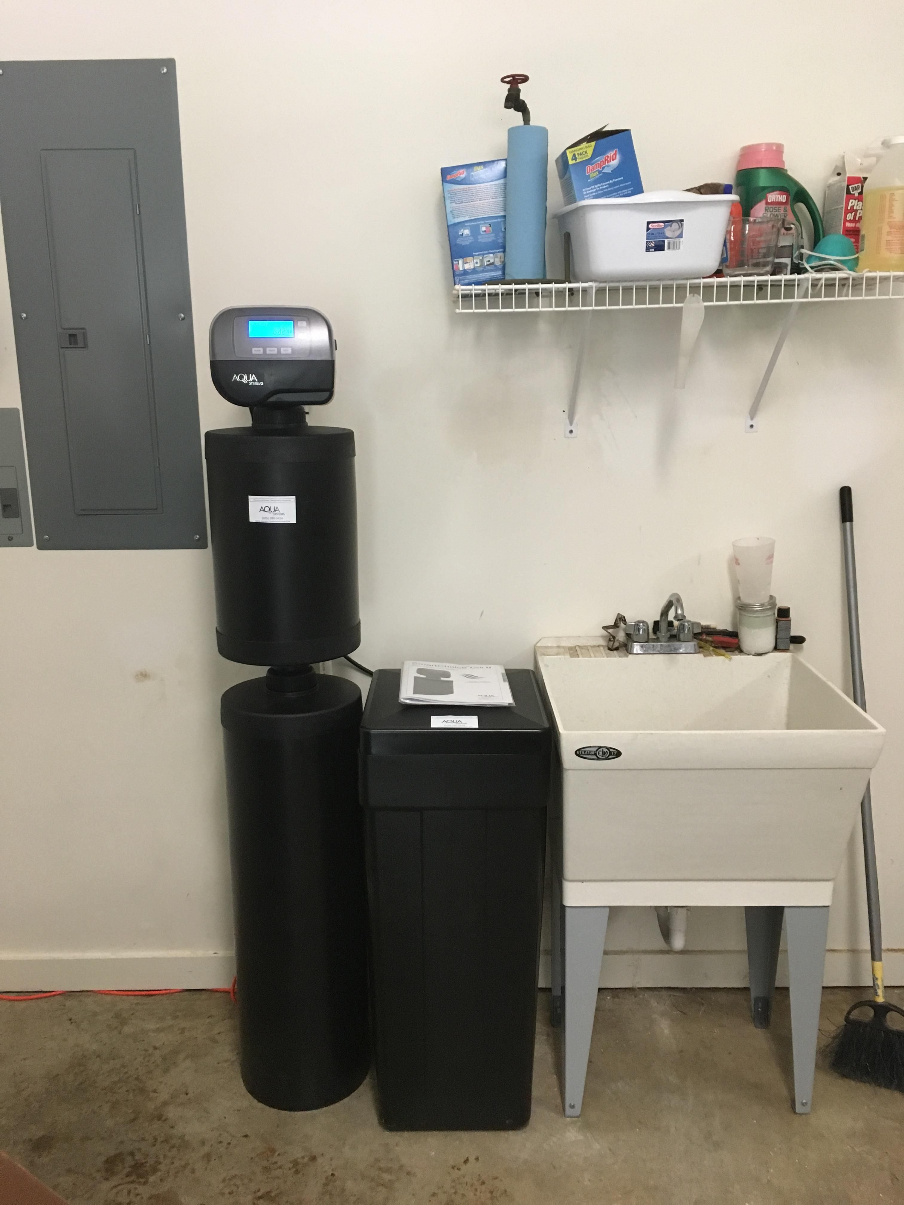 water softener filtration conditioner system mccalla alabama