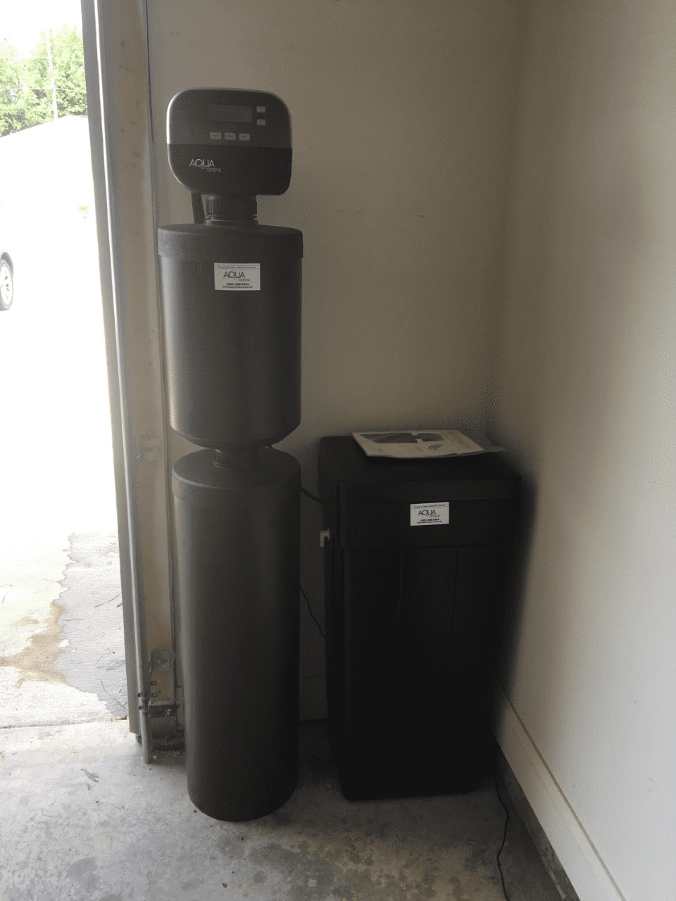 hard water